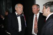 IGNACIO VESALLO AND ROY DISNEY, Dali and Film. Tate Modern. 30 May 2007.  -DO NOT ARCHIVE-© Copyright Photograph by Dafydd Jones. 248 Clapham Rd. London SW9 0PZ. Tel 0207 820 0771. www.dafjones.com.