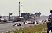 Dutch Grand Prix 1974 at Zandvoort circuit, Winner Niki Lauda in Ferrari no. 12; Photo by Pete Lyons 1974 ©2017 www.petelyons.com