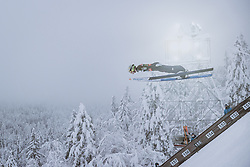 10.12.2020, Planica Nordic Centre, Ratece, SLO, FIS Skiflug Weltmeisterschaft, Planica, Einzelbewerb, Qualifikation, im Bild Ziga Jelar (SLO) // Ziga Jelar of Slovenia during the qualification for the men individual competition of FIS Ski Flying World Championship at the Planica Nordic Centre in Ratece, Slovenia on 2020/12/10. EXPA Pictures © 2020, PhotoCredit: EXPA/ JFK