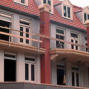 Hamdorff terrein in Laren, woningen gekocht door Anton Dreesman
