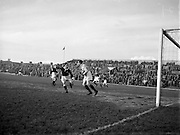 27/20/1954<br /> 02/27/1954<br /> 27 Feburary 1954<br /> Soccer: Bohemians F.C. v Albert Rovers F.C., FAI Cup game at Dalymount Park. The game ended in a draw.