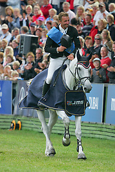 Vrieling Jur (NED) - Nerina<br /> Derby- Falsterbo Horse Show 2009<br /> © Hippo Foto - Leanjo de Koster
