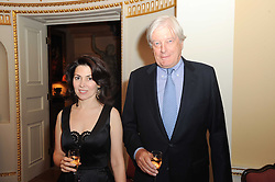 A party to promote the exclusive Puntacana Resort & Club - the Caribbean's Premier Golf & Beach Resort Destination, was held at Spencer House, London on 13th May 2010.<br /> <br /> Picture shows:- ARCHIE & SHARON STERLING