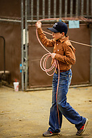 Saw this young man practicing before the rodeo at the 103rd Pennsylvania Farm Show. One of my favorite events to attend and photograph. The Pennsylvania Farm Show held at the state's capitol is the largest indoor agricultural event held every year at PA Farm Show Complex & Expo Center.