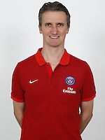 Gael Pasquer of PSG during PSG photo call for the 2016-2017 Ligue 1 season on September, 7 2016 in Paris, France<br /> Photo : C.Gavelle/ PSG / Icon Sport