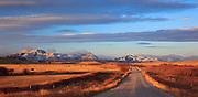 Montana's Rocky Mountain Front.