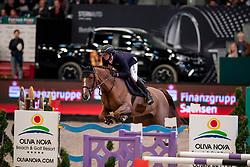 Hassmann Felix, GER, Balance <br /> Leipzig - Partner Pferd 2019<br /> © Hippo Foto - Dirk Caremans