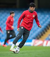 Atletico Madrid Training 290414