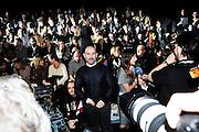Javier Camara<br /> David Delf??n in Mercedes-Benz Fashion Week Madrid 2013