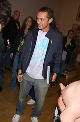 VISCOUNT MACMILLAN at an opening party for artist Paul McCarthy's exhibition 'LaLa Land Parody Paradise' held at the Whitechapel Gallery, 80-82 Whitechapel High Street, London E1 on 22nd October 2005.<br /><br />NON EXCLUSIVE - WORLD RIGHTS