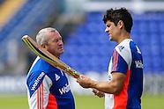 England Cricket Practice 070715