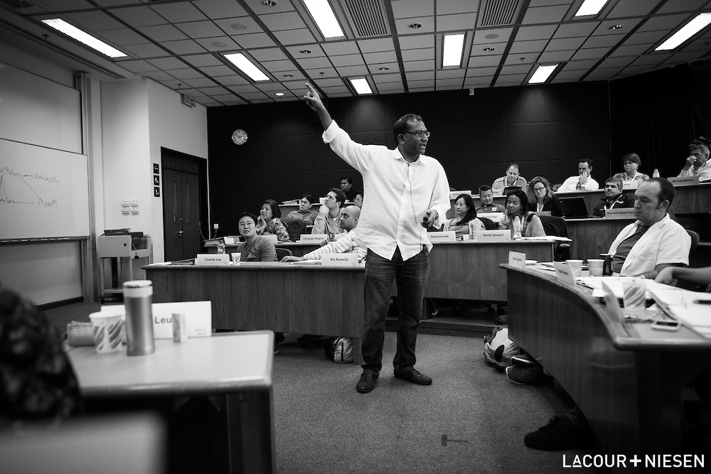 The Kellogg-WHU Executive MBA Program, Class of 2013. Photographed in Hong Kong