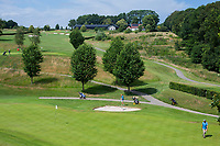 GROESBEEK - Groesbeekse Baan Oost hole 3 en 4.  Golfbaan Het Rijk van Nijmegen. COPYRIGHT  KOEN SUYK