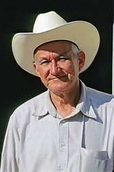Older Man With Hat