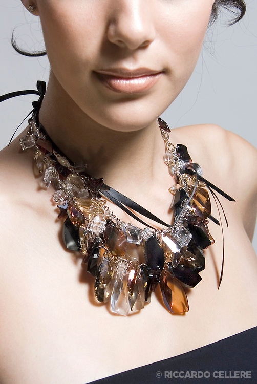 Product photography. Jewellery. 2009.