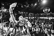 Sur Ellz performs at Red Bull Sound Select Presents Denver at Cervantes Masterpiece Theater in Denver, CO, USA, on 22 July, 2016.