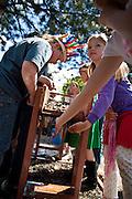 Seltice History Day in Post Falls, Idaho