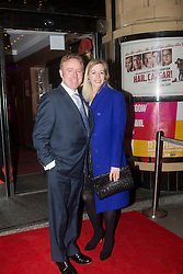 Mark and Lucy Millar. Glasgow Film Festival Opening Gala, The UK Premiere of Hail, Caesar!