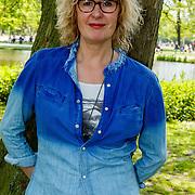 NLD/Amsterdam/20160512 - Perspresentatie musical Hair, Carline Brouwer