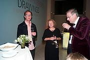 Marcus Taylor; Rachel Whiteread;, Opening of Eadweard Muybridge and Rachel Whiteread exhibitions. Tate Britain. Millbank. 6 September 2010. -DO NOT ARCHIVE-© Copyright Photograph by Dafydd Jones. 248 Clapham Rd. London SW9 0PZ. Tel 0207 820 0771. www.dafjones.com.