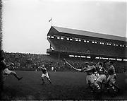 24/10/1954<br /> 10/24/1954<br /> 24 October 1954<br /> Oireachtas Final: Clare v Wexford at Croke Park, Dublin.