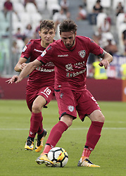 August 19, 2017 - Turin, Italy - Duje Cop during Serie A match between Juventus v Cagliari, in Turin, on August 19, 2017  (Credit Image: © Loris Roselli/NurPhoto via ZUMA Press)