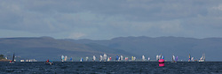 Largs Regatta Festival 2018<br /> <br /> The Keelboat course to the North of Cumbrae<br /> <br /> Images: Marc Turner
