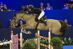 Van Der Vleuten Eric, NED, Wunschkind 19<br /> Jumping Amsterdam 2018<br /> © Sharon Vandeput<br /> 26/01/18