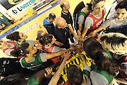 Parma 14 Febbraio 2012 <br /> Nazionale Italiana Femminile Allenamento<br /> Nella foto: team<br /> Foto Ciamillo