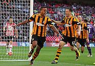 Hull City v Sheffield United 130414