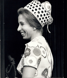 Jul. 04, 1973 - July 4th 1973 Princess Anne attends wedding of her one-time escort – The wedding took place today at the Guards Chapel, between Captain Andrew Parker-Bowles, one-time escort of Princess Anne, and Camilia Shand, 25-year-old ex-debutante daughter of Major Bruce Shand. Princess Anne and Queen Elizabeth the Queen Mother attended the wedding. Keystone Photo Shows: Princess Anne pictured when she attended the wedding today. (Credit Image: © Keystone Press Agency/Keystone USA via ZUMAPRESS.com)