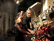Market in Taormina