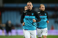 Glenn Whelan of Aston Villa (6) during the EFL Sky Bet Championship match between Aston Villa and Rotherham United at Villa Park, Birmingham, England on 18 September 2018.
