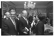 HOWARD RUBENSTEIN, RUPERT MURDOCH, MADAME DENG MAOMAO,  Deng Xiaxoping  book party, Waldorf Towers 15 feb 95