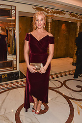 Sarah Jane Mee at The Cartier Racing Awards 2018 held at The Dorchester, Park Lane, England. 13 November 2018. <br /> <br /> ***For fees please contact us prior to publication***