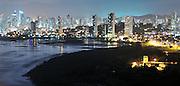 Metrópolis / Panamá Viejo y Ciudad de Panamá / Panamá.<br /> <br /> Edición de 3   Fine Art Panama.