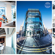 Architectural Interior and exterior photography of a modern business office space in Reading Berkshire