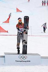 Women - Parallel Giant Slalom Big Final - 23 February 2018