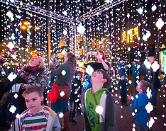 Light Up Poole 15th & 16th February 2018