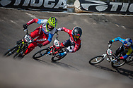 #116 (AFREMOVA Natalia) RUS at Round 10 of the 2019 UCI BMX Supercross World Cup in Santiago del Estero, Argentina