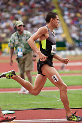 2012 USA Track & Field Olympic Trials: Men's 1500 meter final, David Torrence