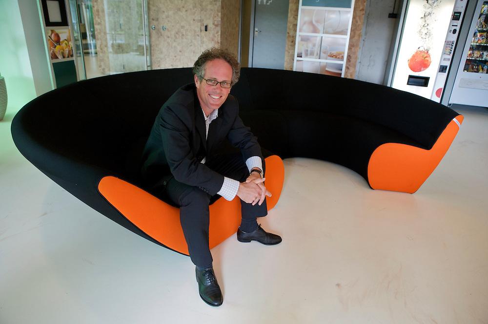 Foto: Gerrit de Heus. OCW. Punt 09/08. Den Haag. 22/09/08. Jack van den Kieboom.