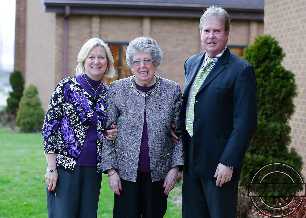 Aunt Babs funeral on  March 18, 2015 in Russell Springs, Ky. Photo by Mark Cornelison   Staff