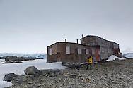 Stonington Island Station E (British Antarctic Survey base 1946-50, 1958-9, 1960-75)