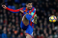Ruben Loftus-Cheek of Crystal Palace in action. Premier League match, Crystal Palace v Watford at Selhurst Park in London on Tuesday 12th December 2017. pic by Steffan Bowen, Andrew Orchard sports photography.