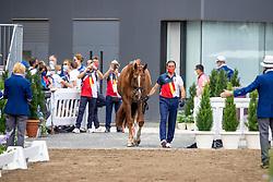Garcia Mena Jose Antonio, ESP, Sorento 15, 125<br /> Olympic Games Tokyo 2021<br /> © Hippo Foto - Dirk Caremans<br /> 23/07/2021