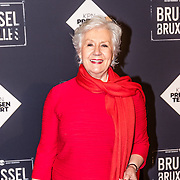 NLD/Amsterdam/20170119 - Premiere Brussel, Anne Will Blankers