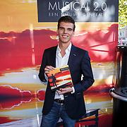 NLD/Amsterdam\/20131024 - Presentatie boek Musical 2.0, Dennis Piek