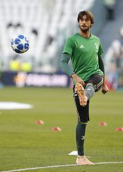 October 2, 2018 - Turin, Italy - Mattia Perin during Champions League match between Juventus v Young Boys, in Turin, on October 2, 2018. (Credit Image: © Loris Roselli/NurPhoto/ZUMA Press)