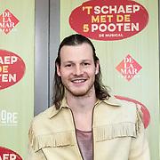 NLD/Amsterdam/20190414 - Premiere 't Schaep met de 5 Pooten, Guido Spek